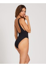 VOLCOM Simply Seamless One Piece Swimsuit