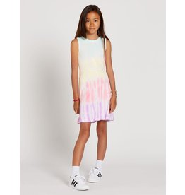 VOLCOM Big Girls Sure Burt Dress