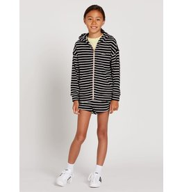 VOLCOM Big Girls Lived In Lounge Zip Fleece