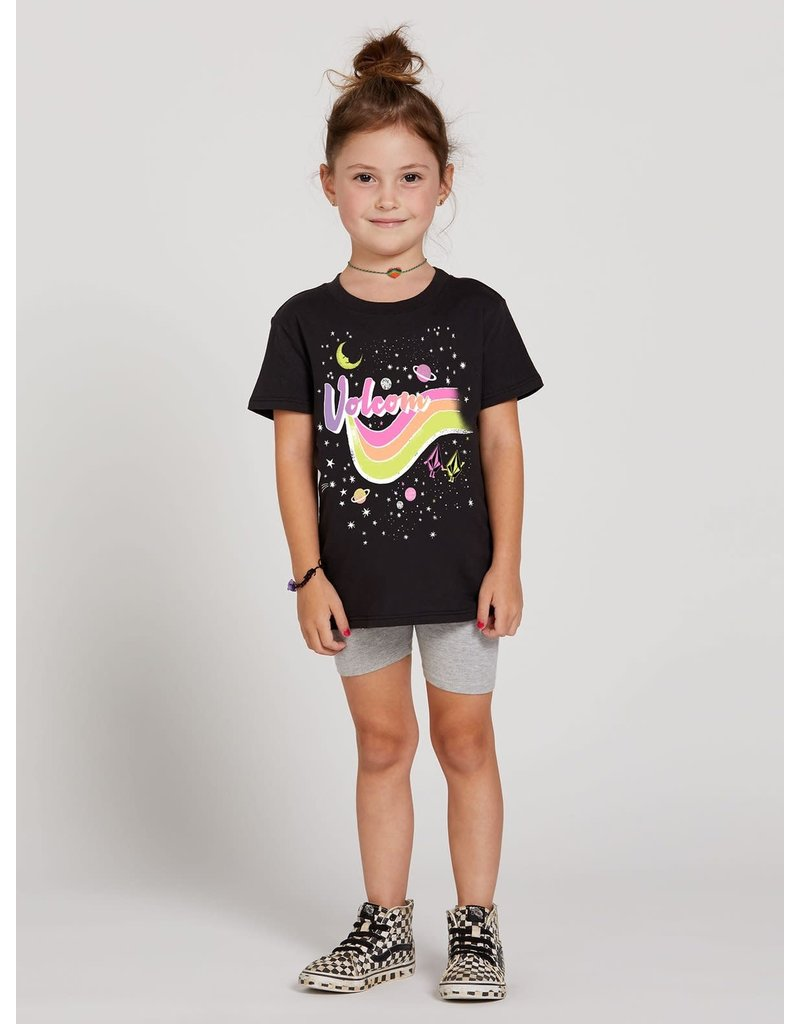 VOLCOM Little Girls Last Party Tee