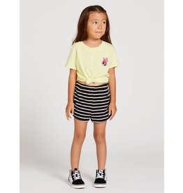 VOLCOM Little Girls Lived In Lounge Fleece Short