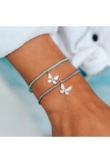 Pura Vida Bracelets Save The Butterflies Charm Bracelet