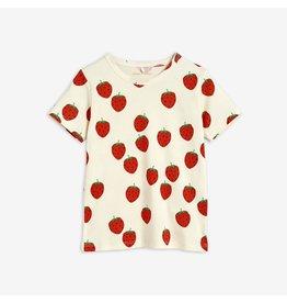 MiniRodini Strawberry T-Shirt