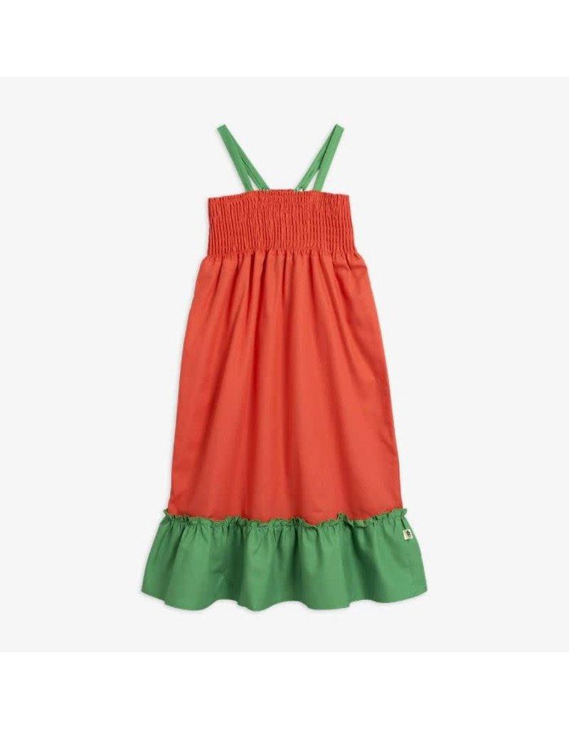 MiniRodini Woven Smock Dress