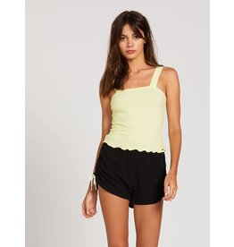 VOLCOM Lived In Lounge Ribbed Tank