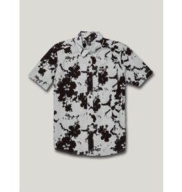 VOLCOM Big Boys Burres Button Up Tee