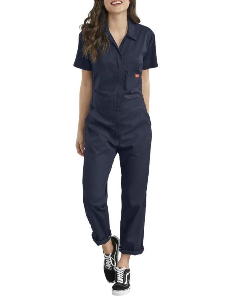 Dickies Womens FLEX Cooling Temp Short Sleeve Coverall