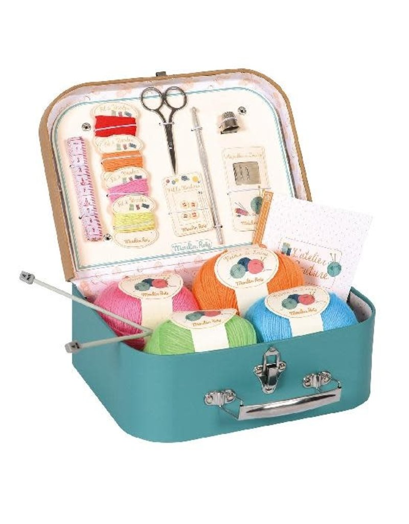 Moulin Roty Sewing Kit in Case