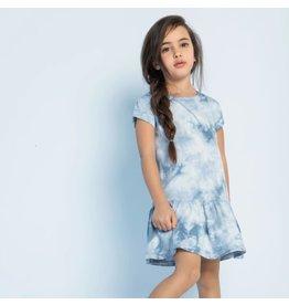 Miles Tie Dye Jersey Dress