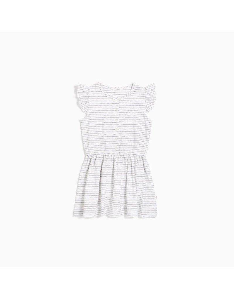 Miles Flutter Sleeve Jersey Dress