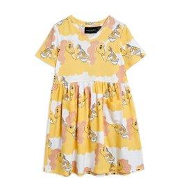 MiniRodini Unicorn Noodles Dress
