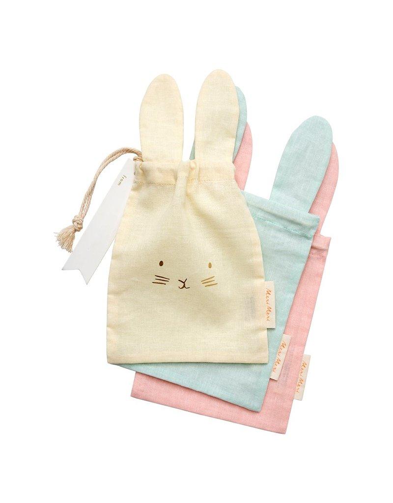 Meri Meri Pastel Bunny Gift Bags