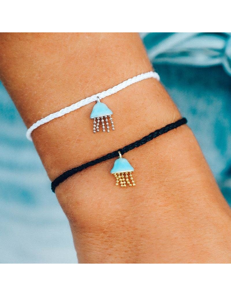 Pura Vida Bracelets Jellyfish Charm Bracelet