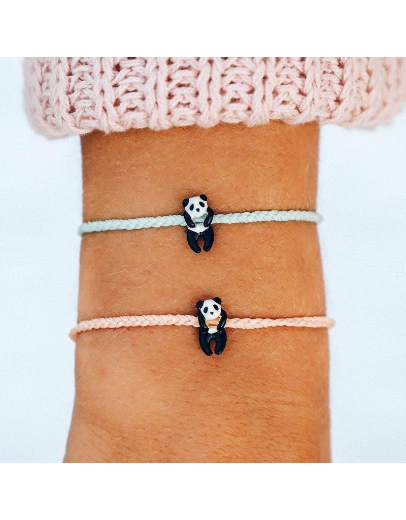 Pura Vida Bracelets Panda Charm Bracelet