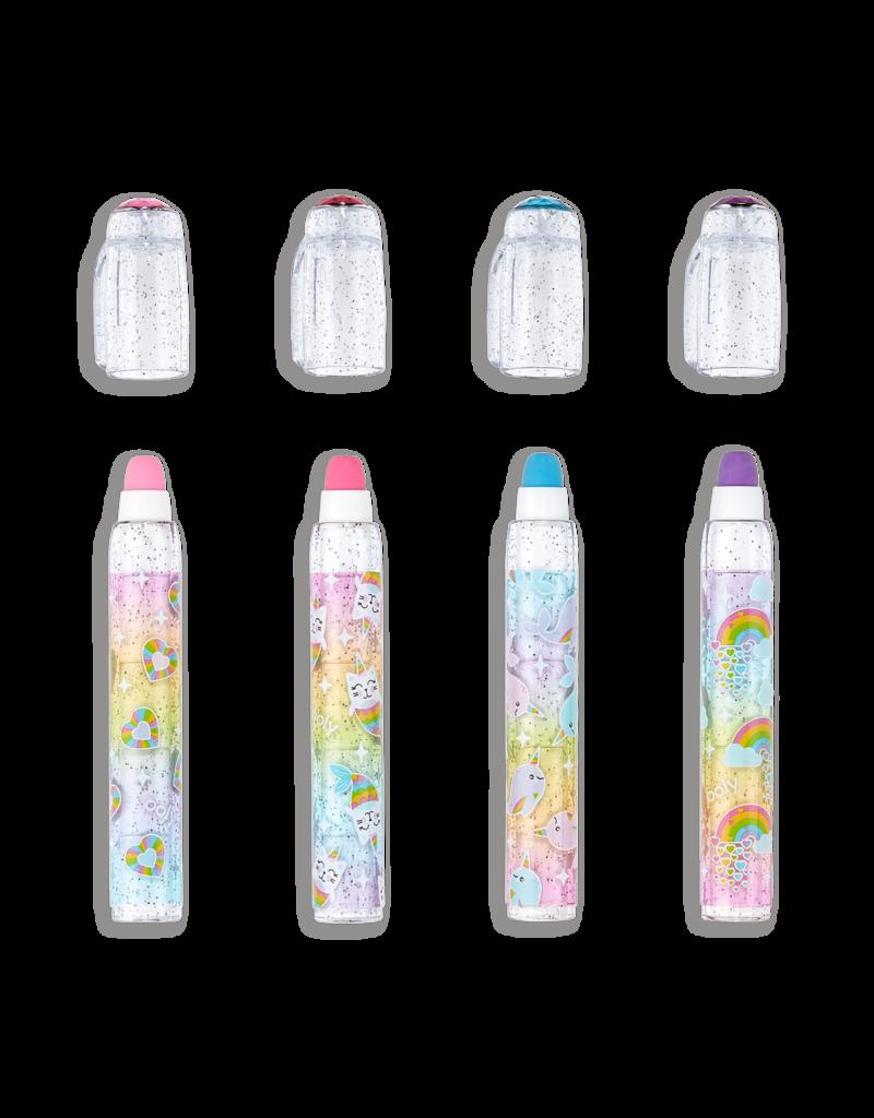 Ooly Rainbow Glitter Gem Scented Eraser