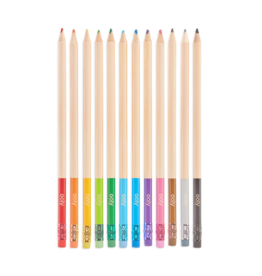 Ooly Unmistakeables Erasable Coloured Pencils