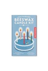 Kikkerland Designs Beeswax Candle Kit