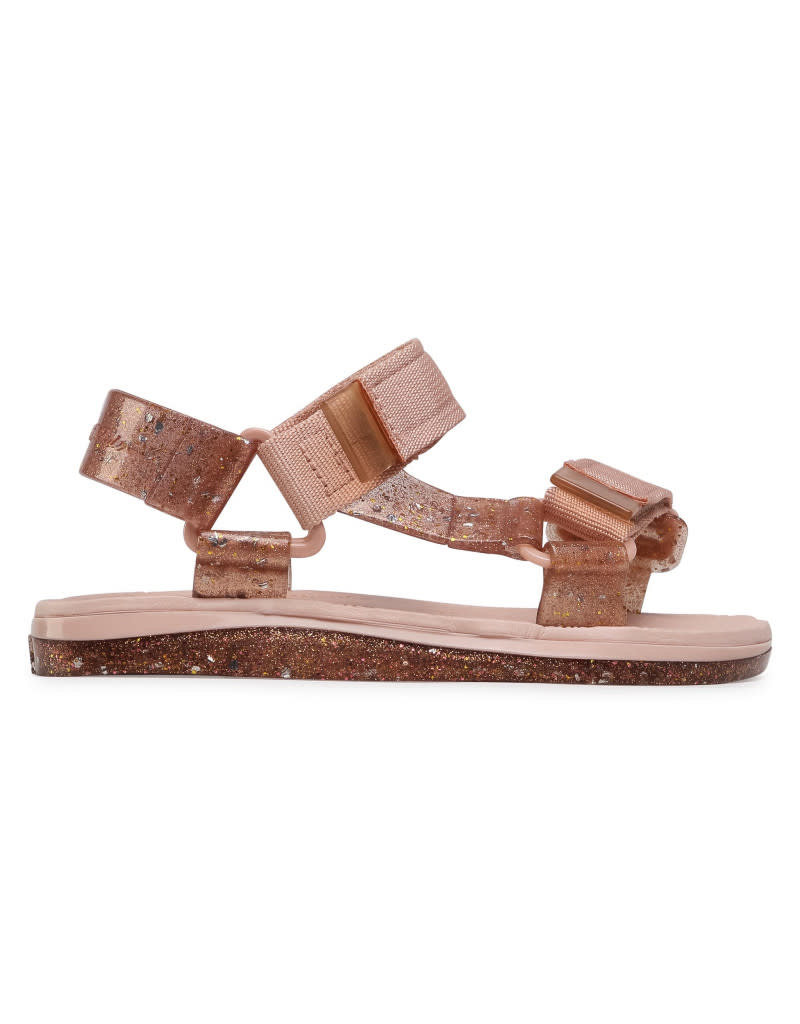 Mini Melissa Papete + Rider Sandals