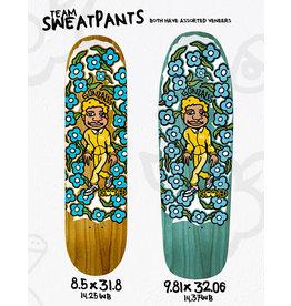 Krooked Gonz Sweatpants Deck