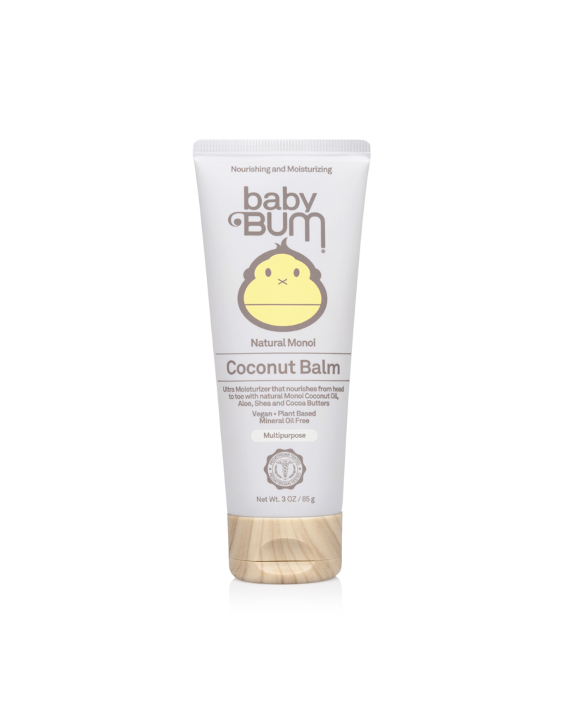 sunbum Natural Monoi Coconut Balm