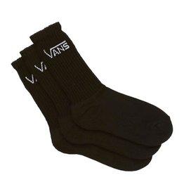 Vans Youth Classic Crew Socks 3pk