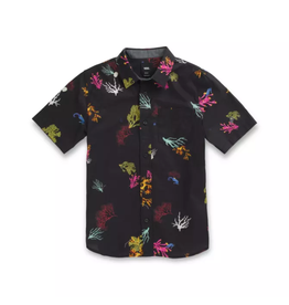 Vans Youth Reality Coral Buttondown Shirt