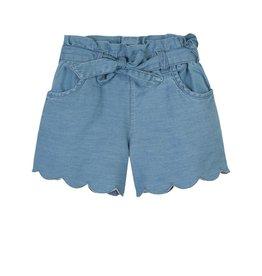 En Fant Chambray Shorts
