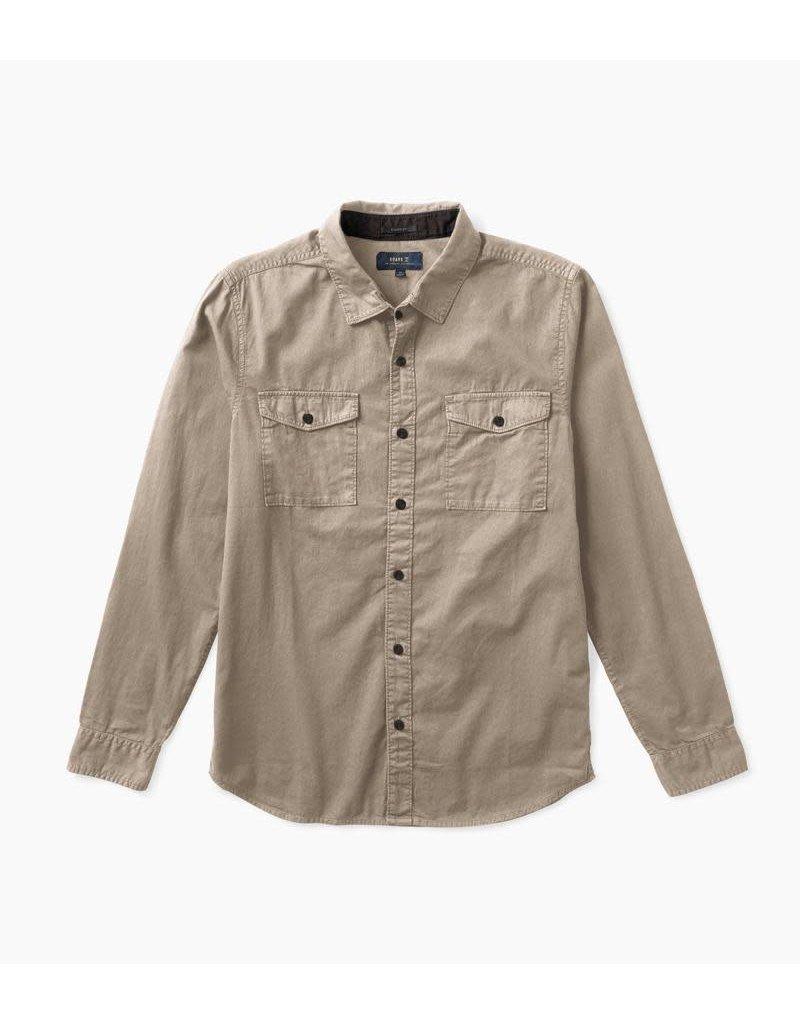 Roark Well Worn Long Sleeve Button Up Shirt