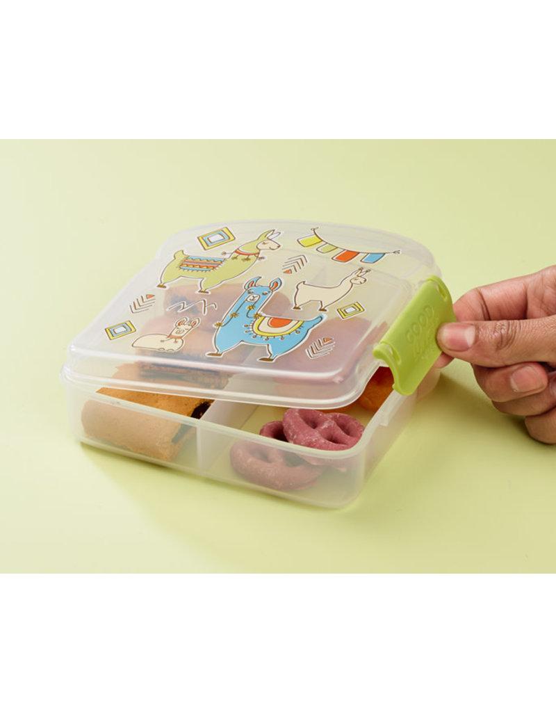 Sugarbooger Good Lunch Sandwich Box