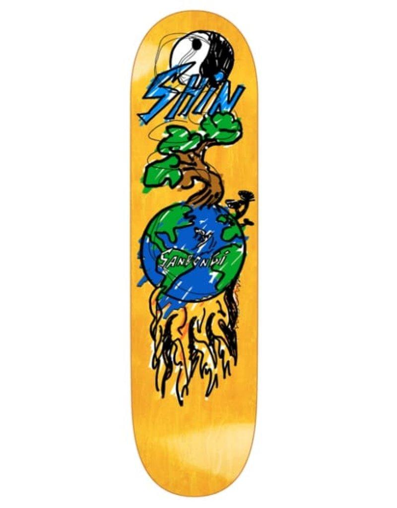 Polar Skate Co Shin Sanbongi Bonzai Ride Deck