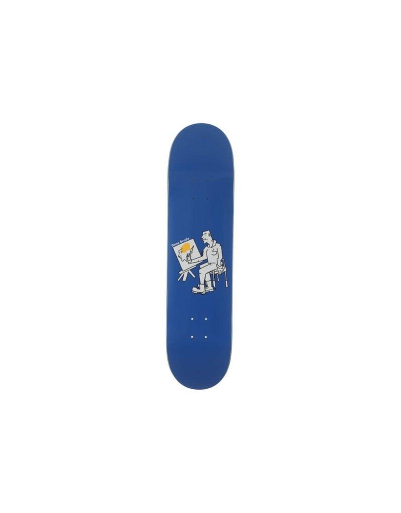 Polar Skate Co Dane Brady Painter Blue Deck