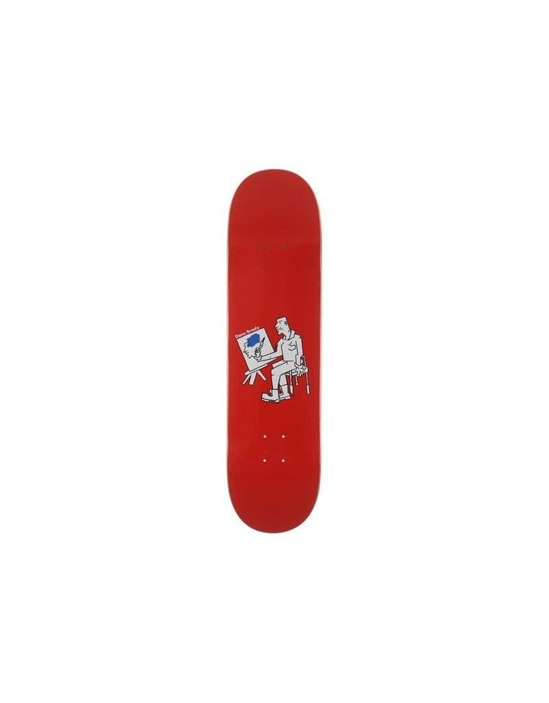 Polar Skate Co Dane Brady Painter Red Deck