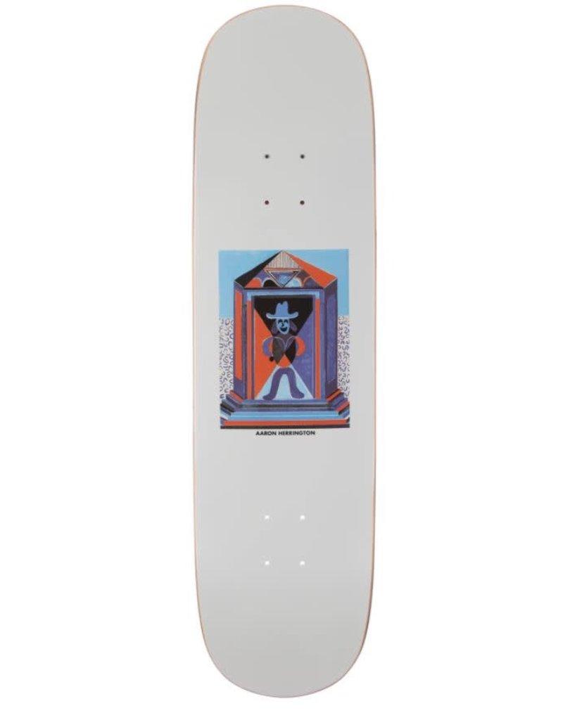Polar Skate Co Aaron Herrington Mausoleum Deck
