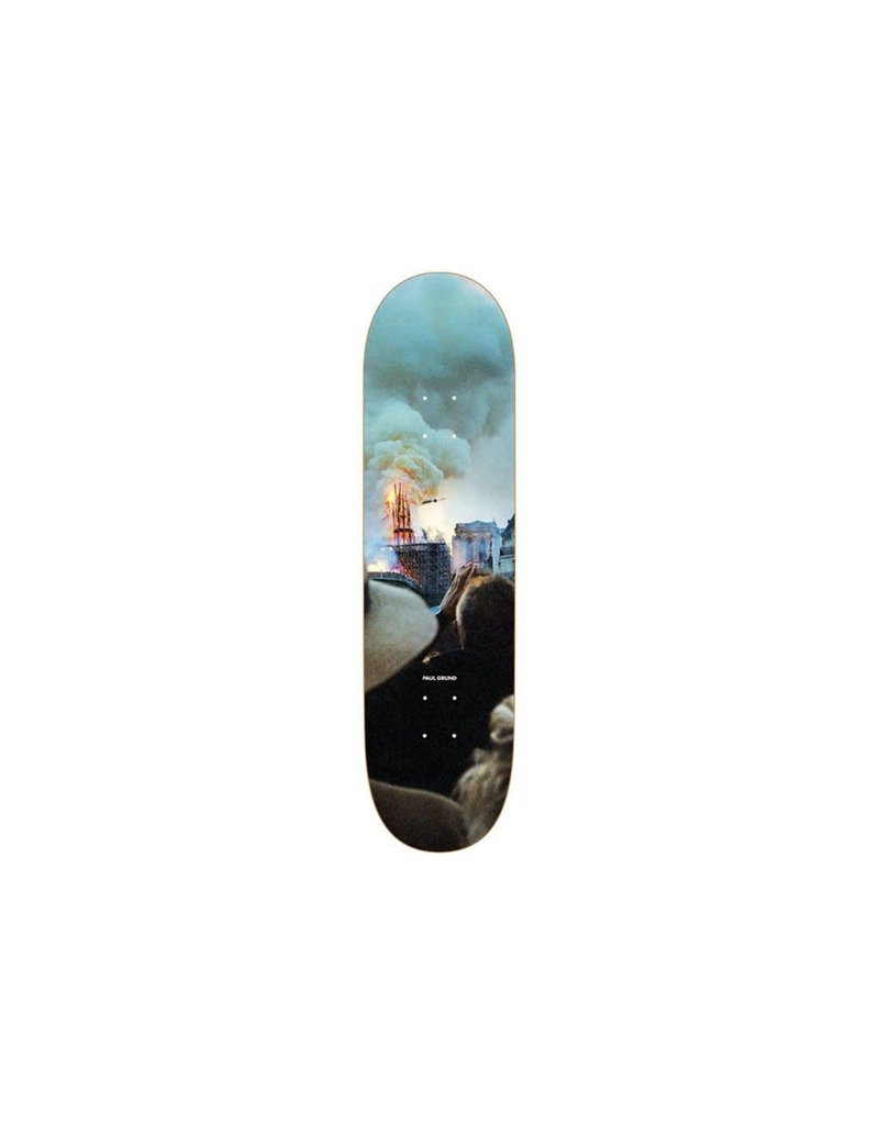 Polar Skate Co Paul Grund Notre Dame Deck