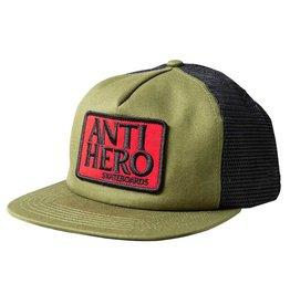 Anti Hero Reserve Patch Snapback Hat
