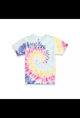 Vans Little Kids Tie Dye Easy Box T-Shirt
