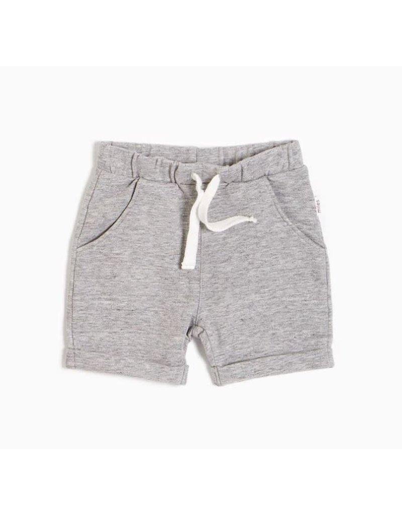 Miles Basic Sweat Short