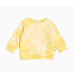 Miles Kids Tie Dye Ringer Sweatshirt