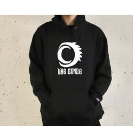 The Circle Sushi Logo Hood