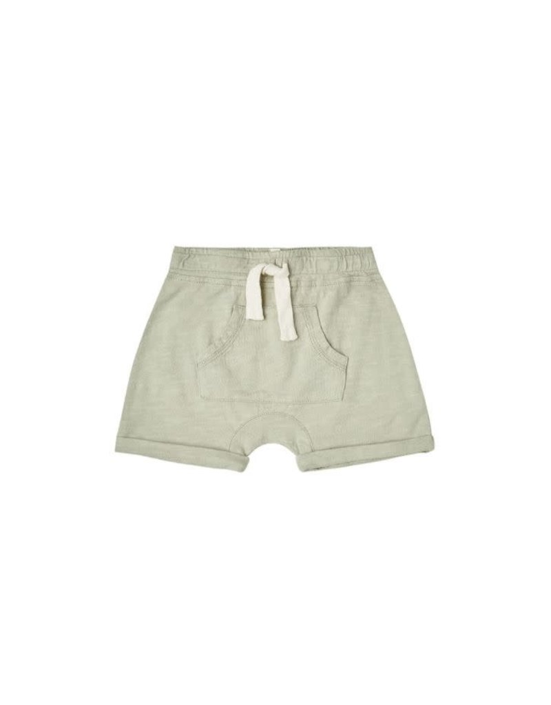 Rylee + Cru Front Pouch Short