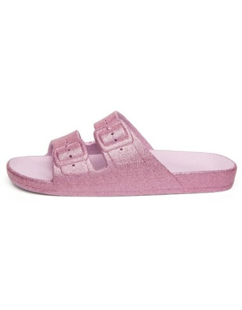 Freedom Moses Kids Freedom Glitter Slides