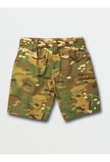 VOLCOM Big Boys Side Piece Shorts