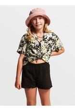 VOLCOM Big Girls Strutin Stone Shorts