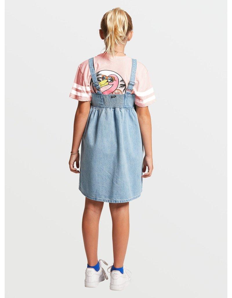VOLCOM Big Girls Sunday Strut Dress