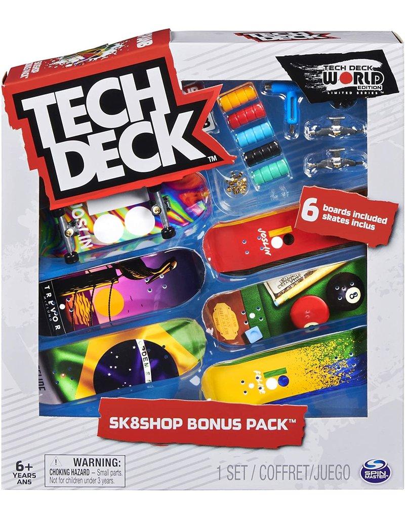 Tech Deck Tech Deck Sk8shop Bonus Pack