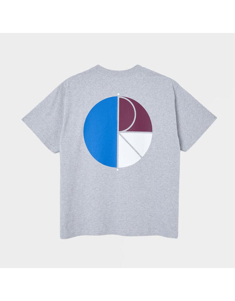 Polar Skate Co 3 Tone Fill Logo Tee