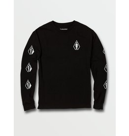 VOLCOM Big Boys Together There is More L/S Tee