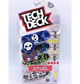 Tech Deck Tech Deck 4 Pack