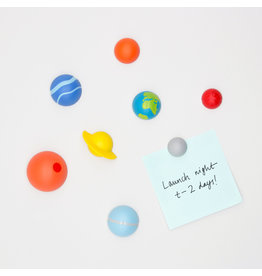 Suck UK Solar System Fridge Magnets