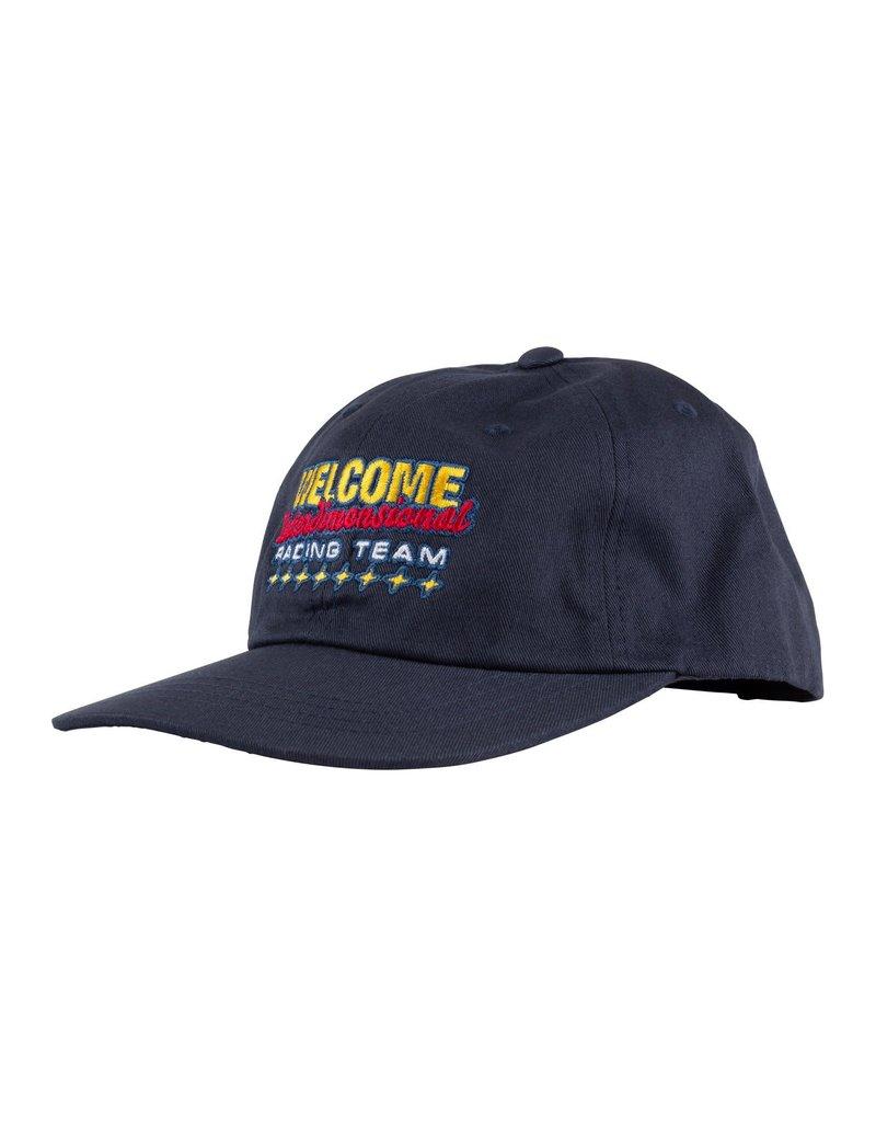 Welcome Race Team Snapback Hat